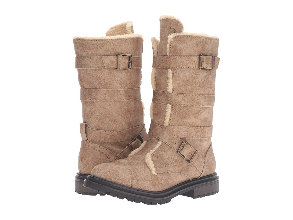 Rocket Dog - Lance (Natural Simone) Women's Boots