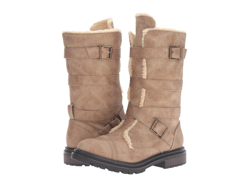 Rocket Dog - Lance (Natural Simone) Women's Boots