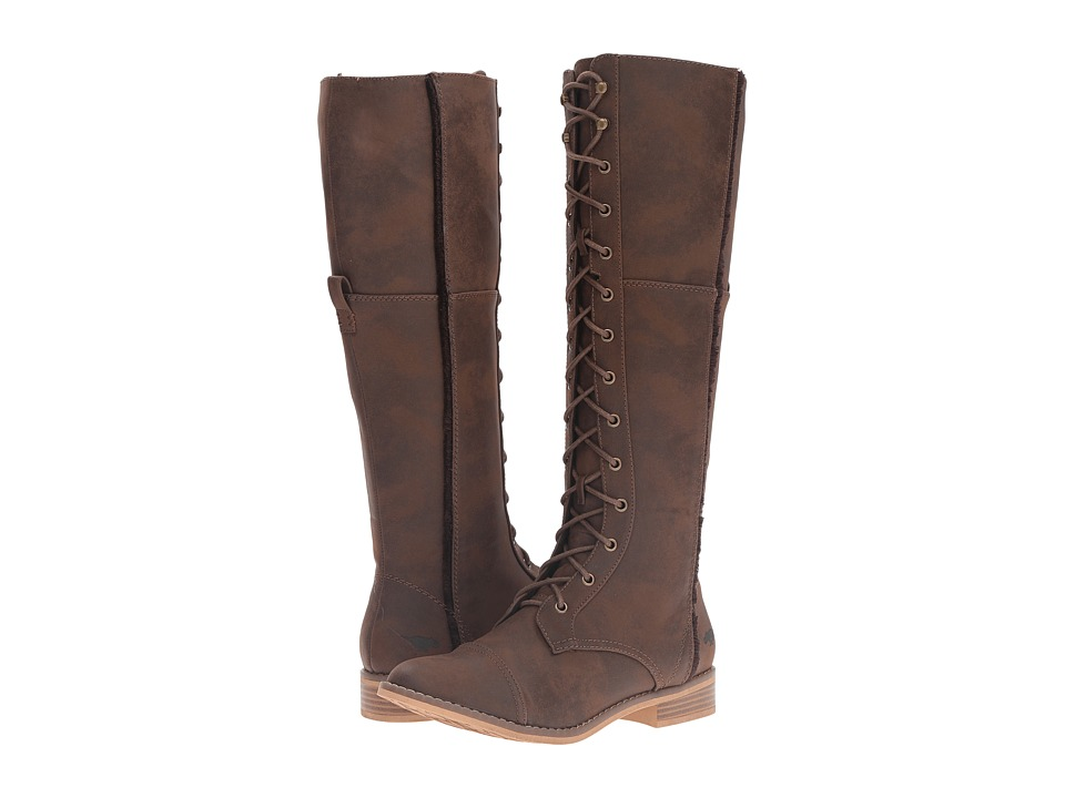 Rocket Dog - Menlo (Brown Graham) Women's Boots