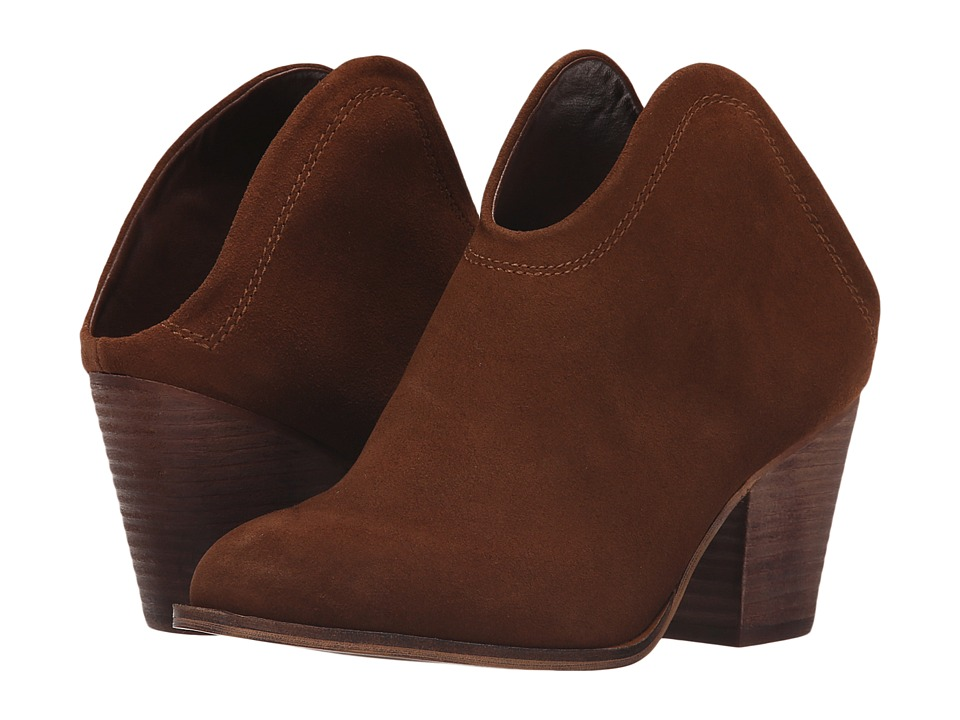 Chinese Laundry - Kelso (Brownstone Split Suede) Women's Pull-on Boots