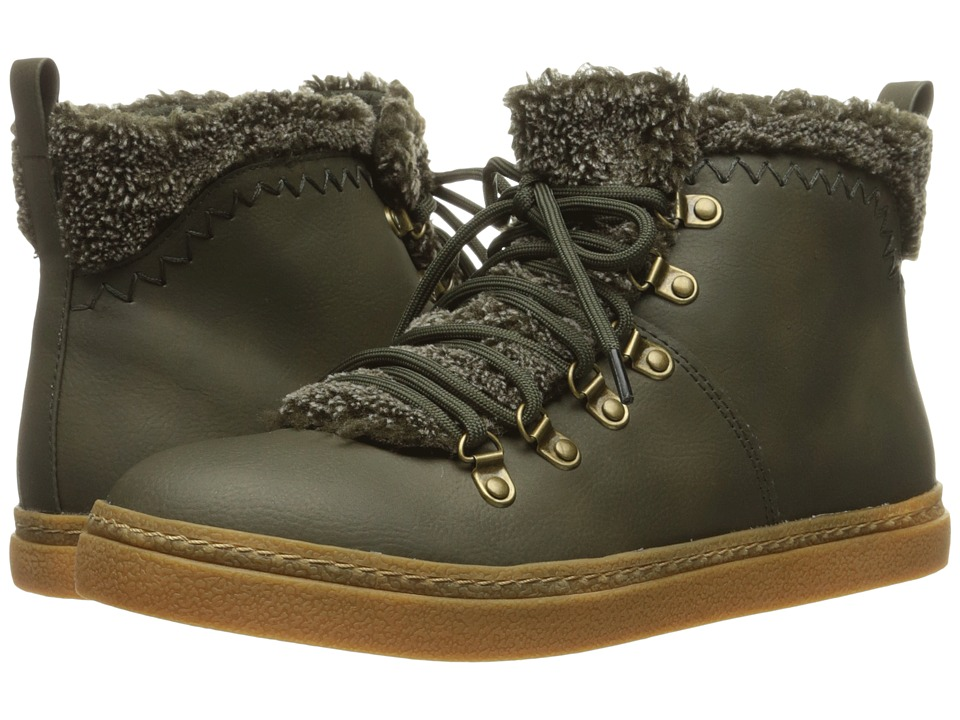 Rocket Dog - Vancouver (Moss Graham) Women's Lace up casual Shoes