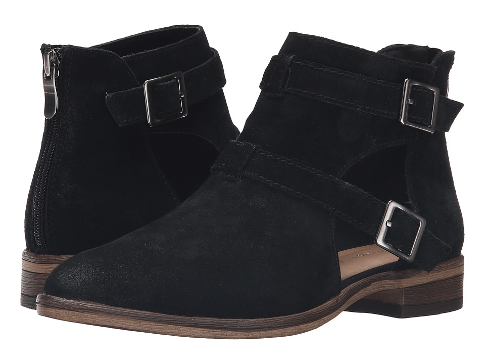 Chinese Laundry Dandie (Black Suede) Women