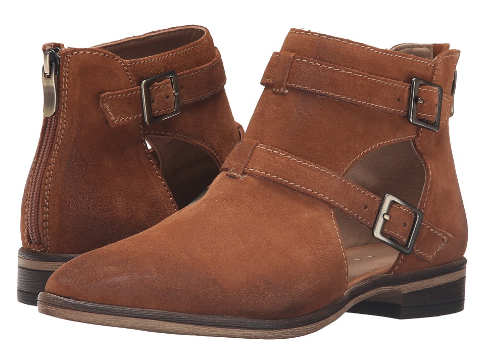 Chinese Laundry Dandie (Whiskey Suede) Women