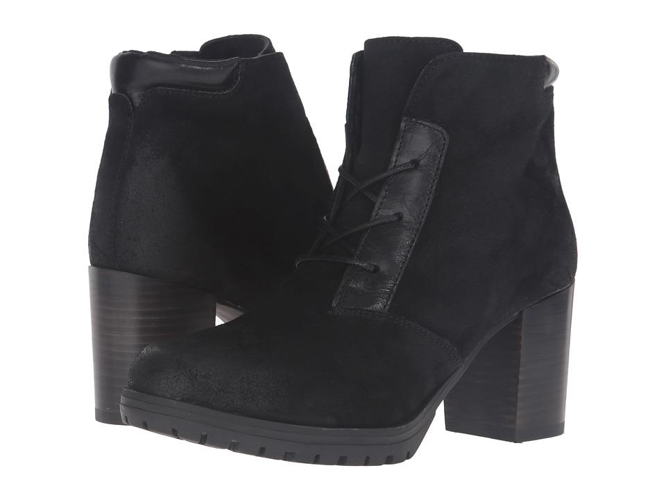 Eric Michael - Sylvia (Black 1) Women's Toe Open Shoes