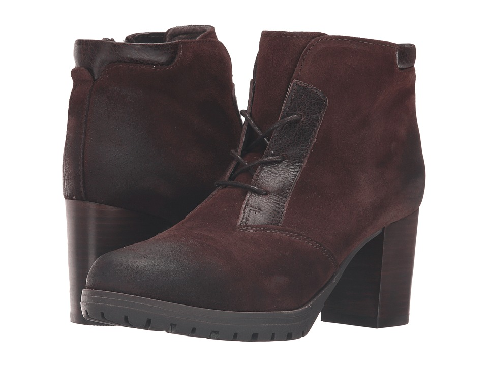 Eric Michael - Sylvia (Brown) Women's Toe Open Shoes