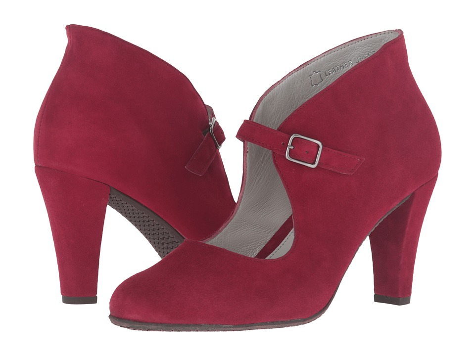 Eric Michael - Cali (Red) Women's Shoes