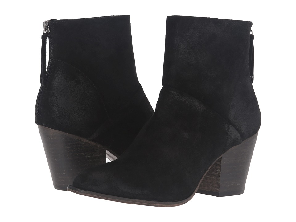 Chinese Laundry - Kind (Black Heart Suede) Women's Boots