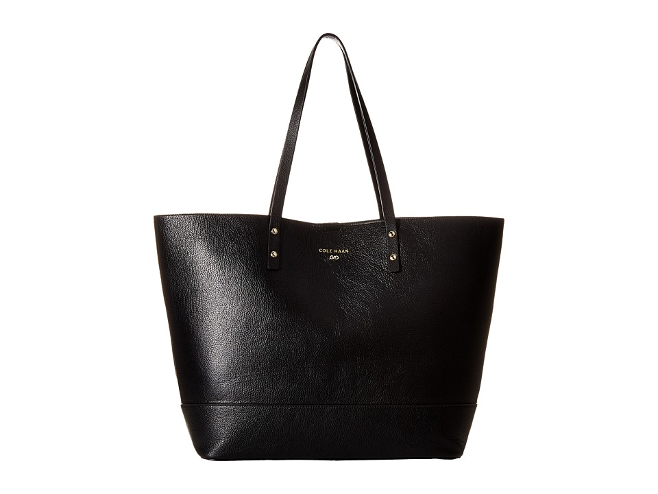 Cole Haan - Beckett Totes (Black) Tote Handbags