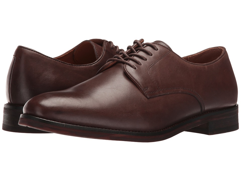 Polo Ralph Lauren Mollington (Dark Brown Burnished Leather) Men
