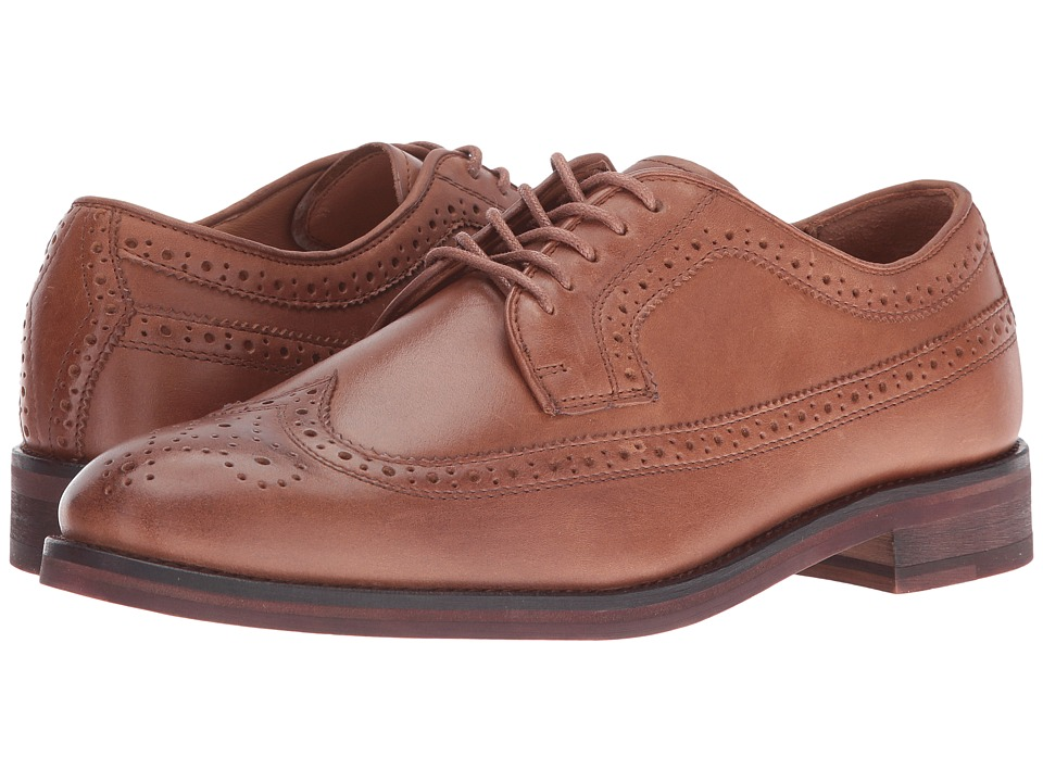 Polo Ralph Lauren Moseley (Polo Tan Burnished Leather) Men