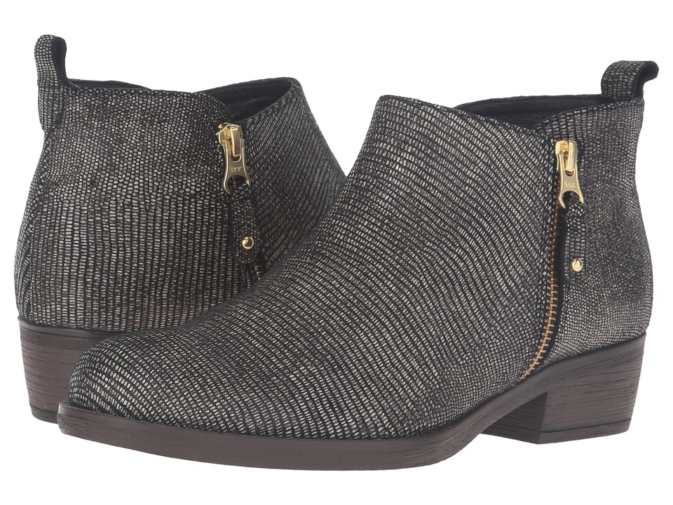 Eric Michael - London (Black Lizard) Women's Boots