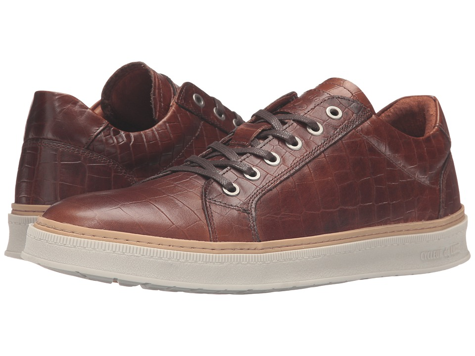 Cycleur de Luxe - Beaumont (Dark Cognac) Men's Shoes