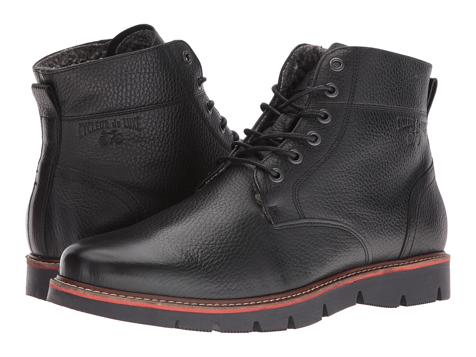 Cycleur de Luxe - New Alleycat (Black/Anthracite/Dark Grey) Men's Shoes