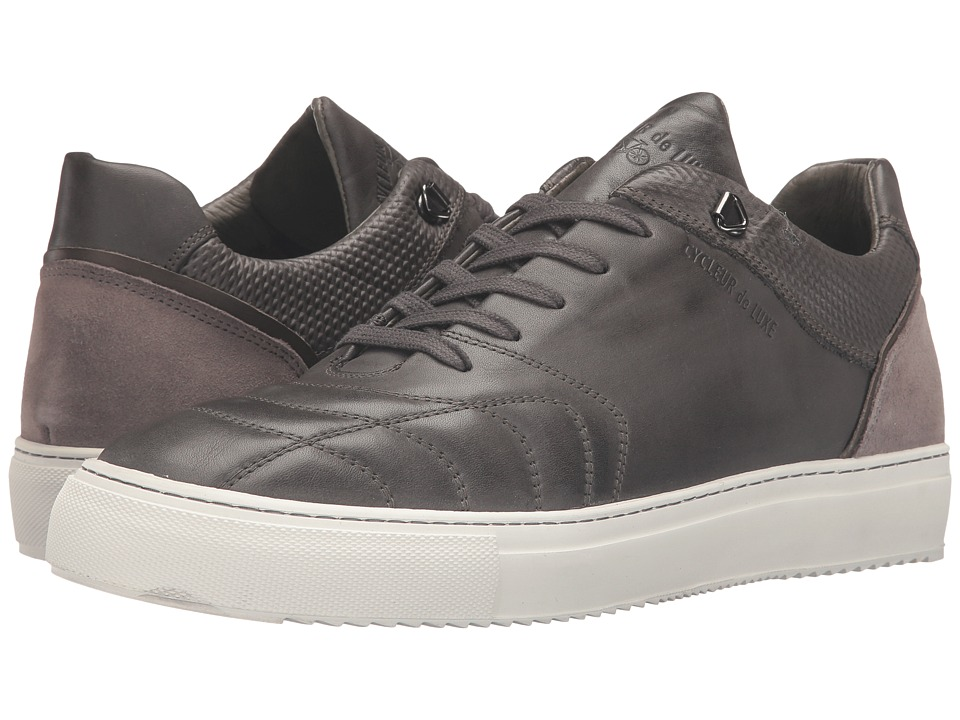Cycleur de Luxe - Hook (Winter Grey/Military Green) Men's Shoes