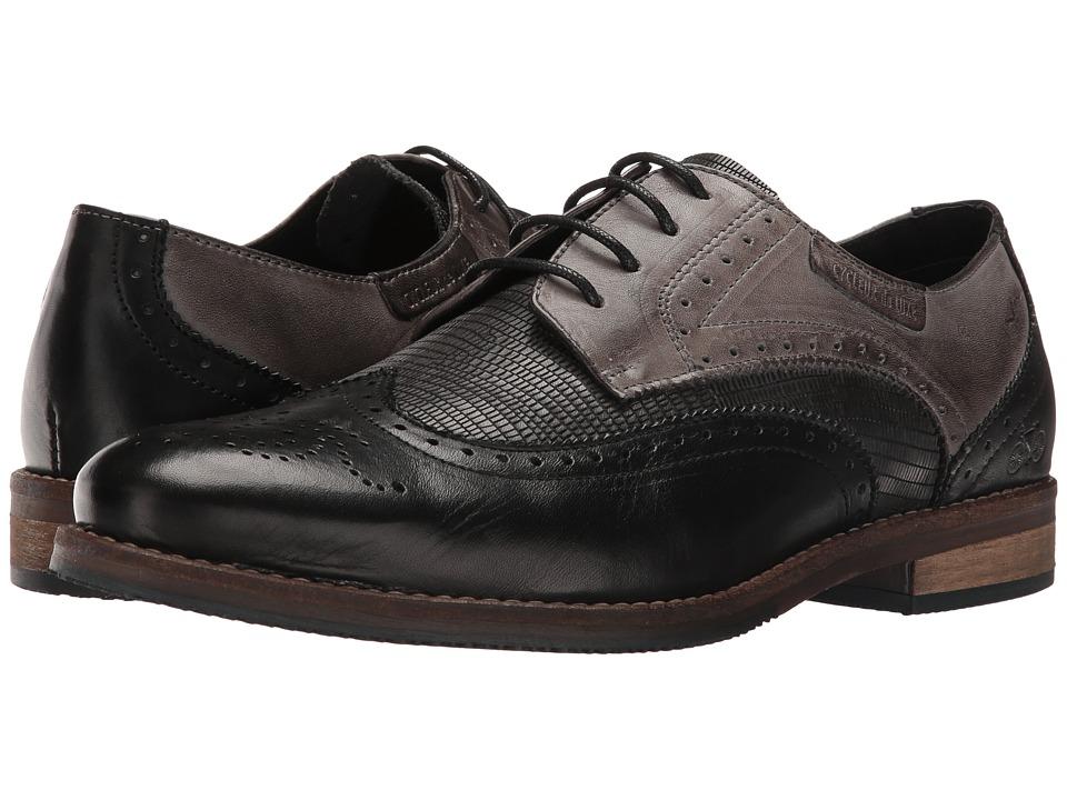 Cycleur de Luxe - Semnoz (Black/Grey) Men's Shoes