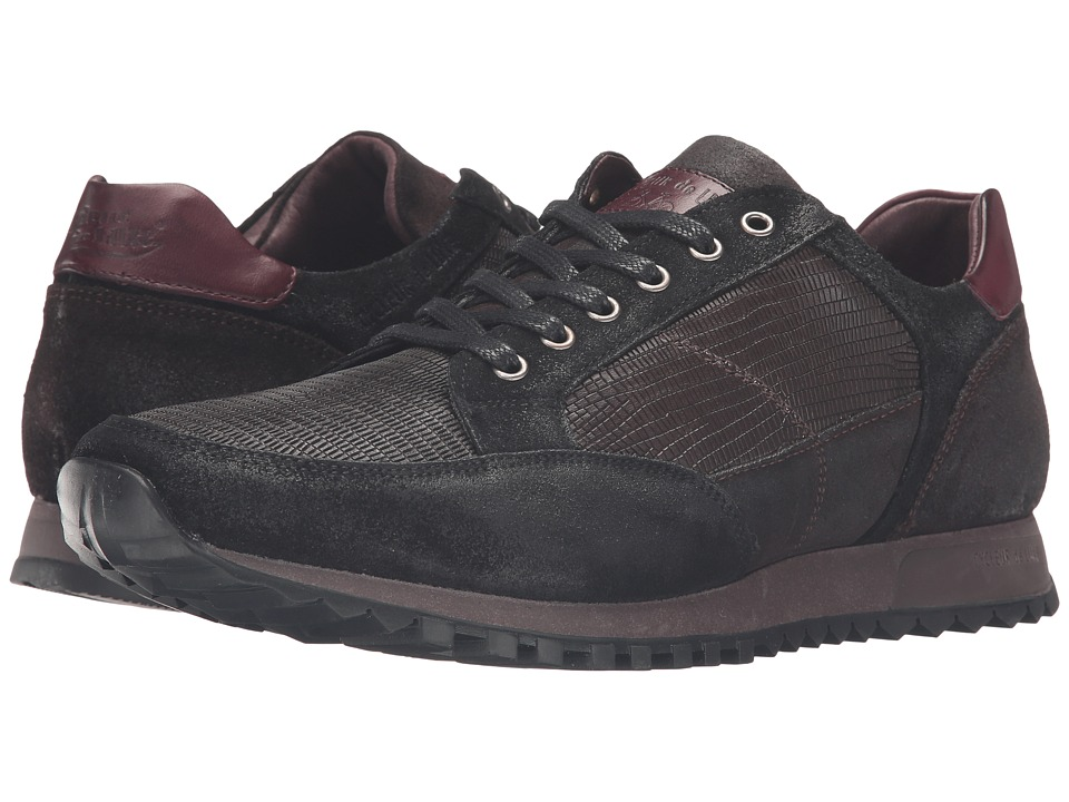 Cycleur de Luxe - Crossover (Coffee/Black/Burgundy) Men's Shoes