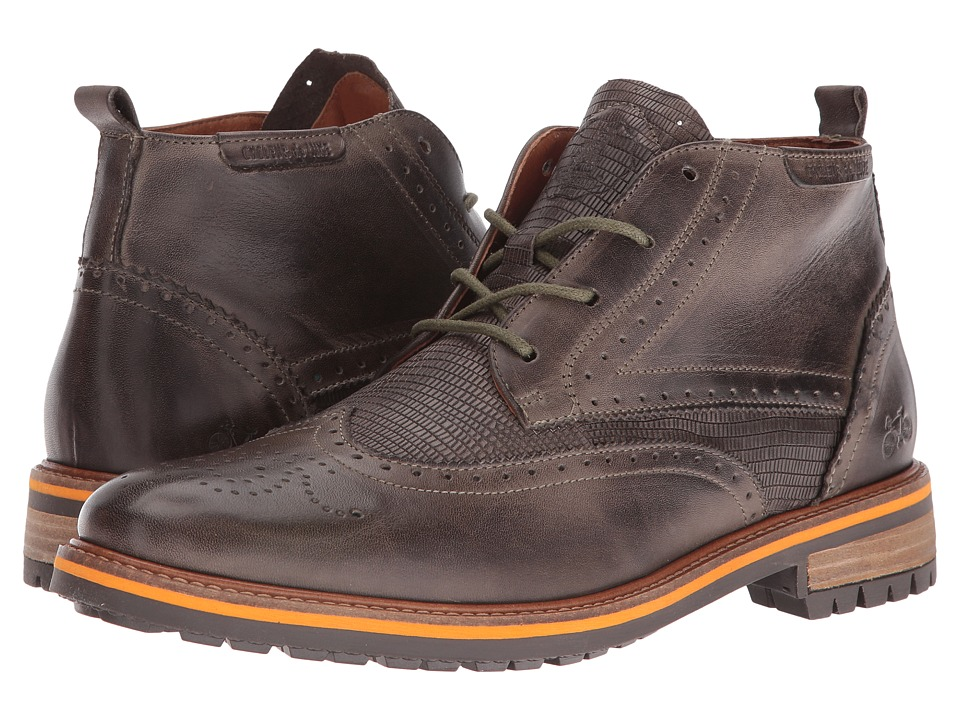 Cycleur de Luxe - New Annecy (Dark Military Green) Men's Shoes