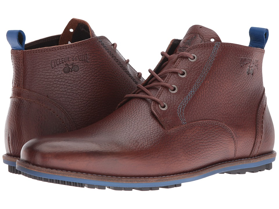 Cycleur de Luxe - Allrounder (Indigo/Cognac) Men's Shoes