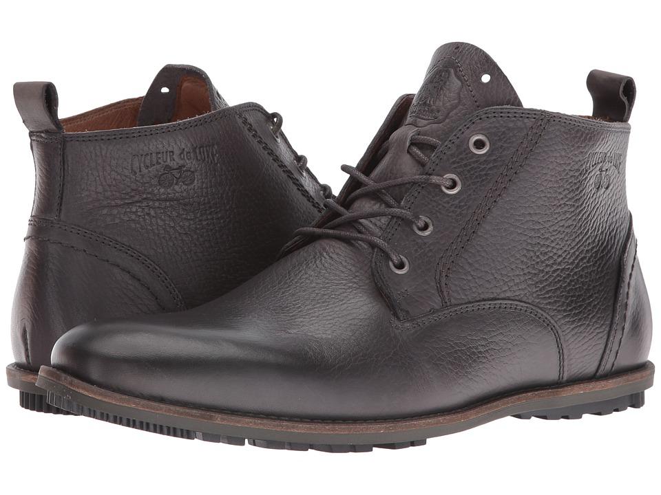 Cycleur de Luxe - Allrounder (Dark Grey/Military Green) Men's Shoes