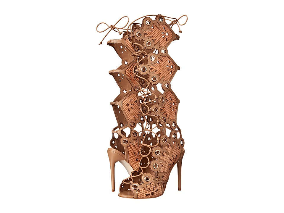 IVY KIRZHNER - Cannes (Caramel) Women's Shoes