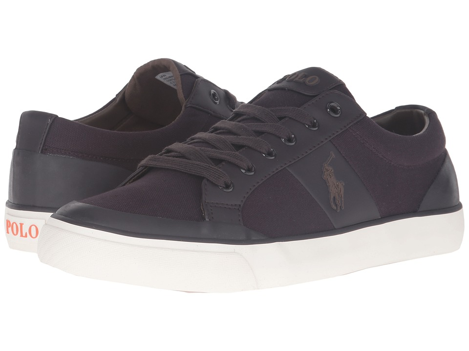 Polo Ralph Lauren Ian (Fall Plum Canvas) Men