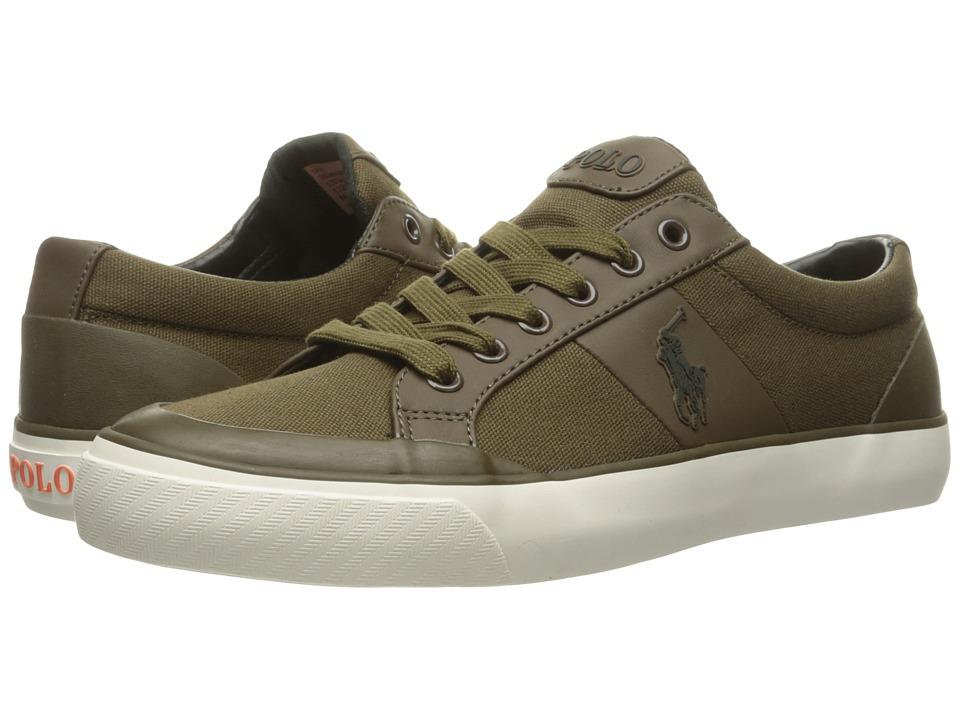 Polo Ralph Lauren - Ian (Algae Canvas) Men's Shoes