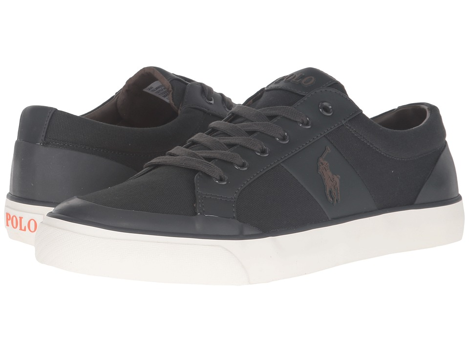 Polo Ralph Lauren - Ian (Alpine Green Canvas) Men's Shoes