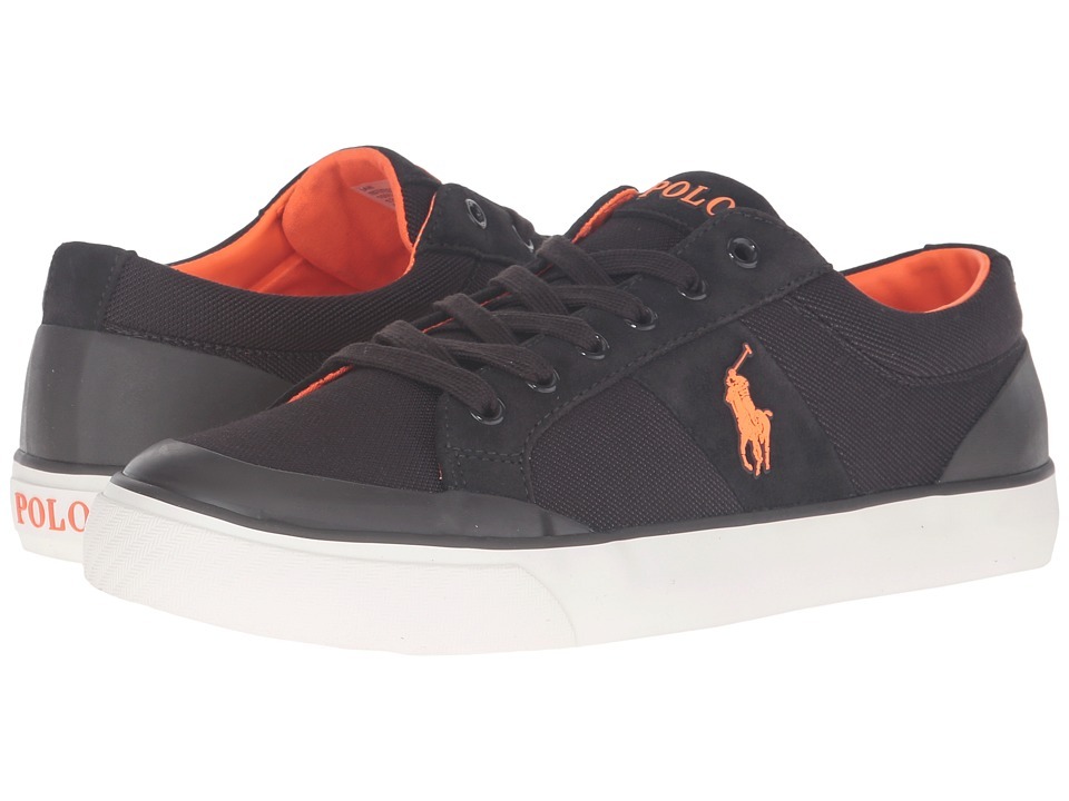 Polo Ralph Lauren Ian (Charcoal Pique Nylon) Men