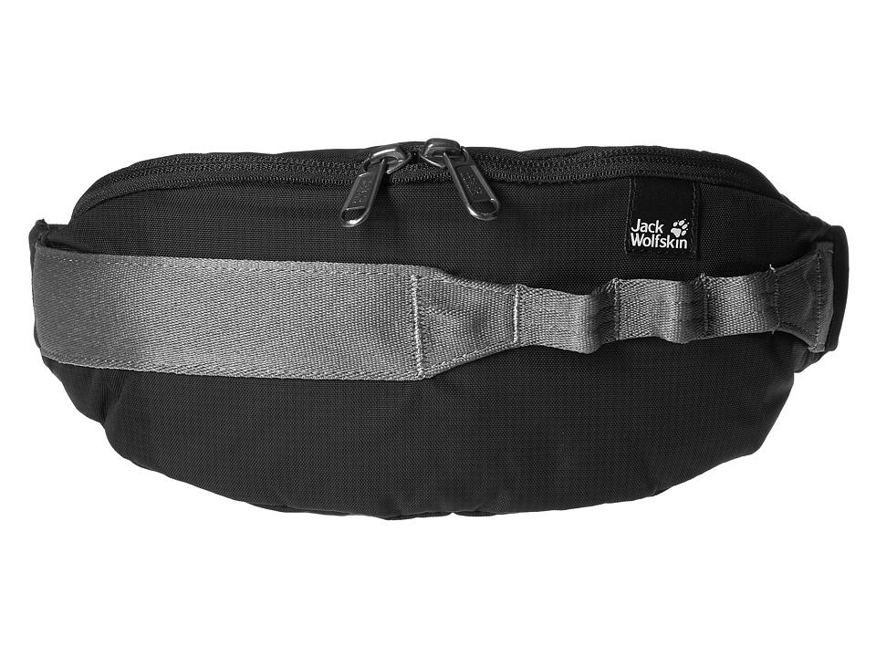 Jack Wolfskin - Hip 'N' Sling (Black) Bags