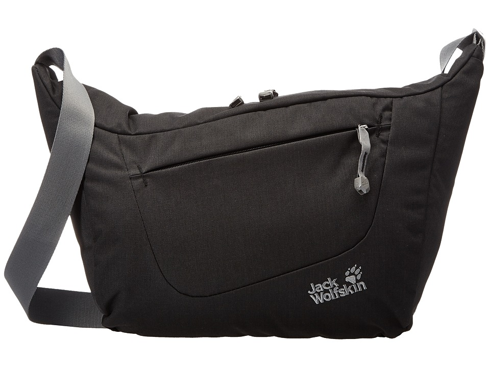 Jack Wolfskin - Belmore 12 (Black) Backpack Bags