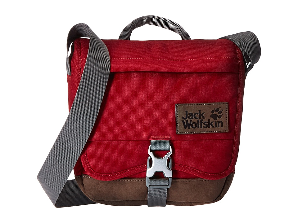 Jack Wolfskin - Warwick Ave (Dried Tomato) Backpack Bags