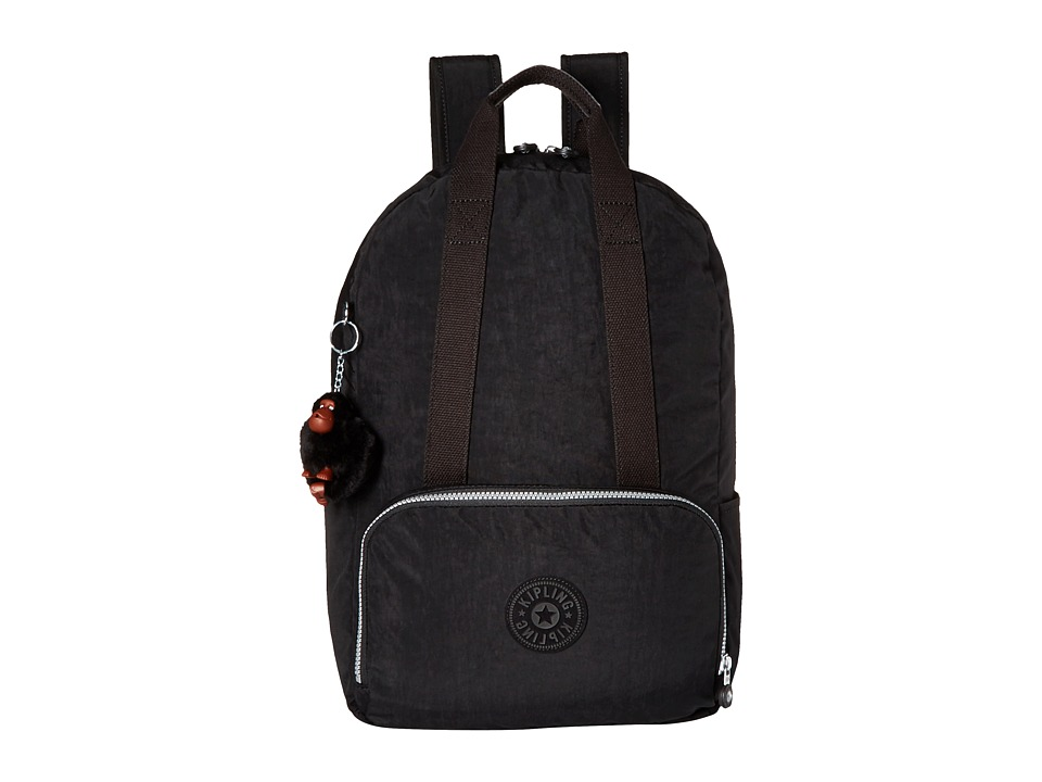 Kipling - Pippin Backpack (Black) Backpack Bags