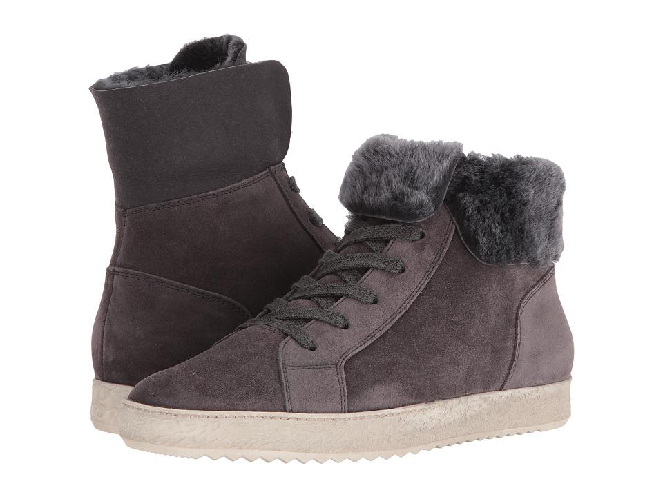 Paul Green - Jodi SPT (Iron Graphite Combo) Women's Lace-up Boots