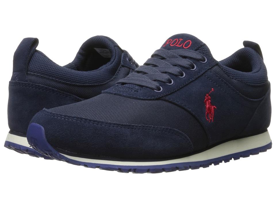 Polo Ralph Lauren - Ponteland (Newport Navy Sport Suede/Cordura) Men's Shoes