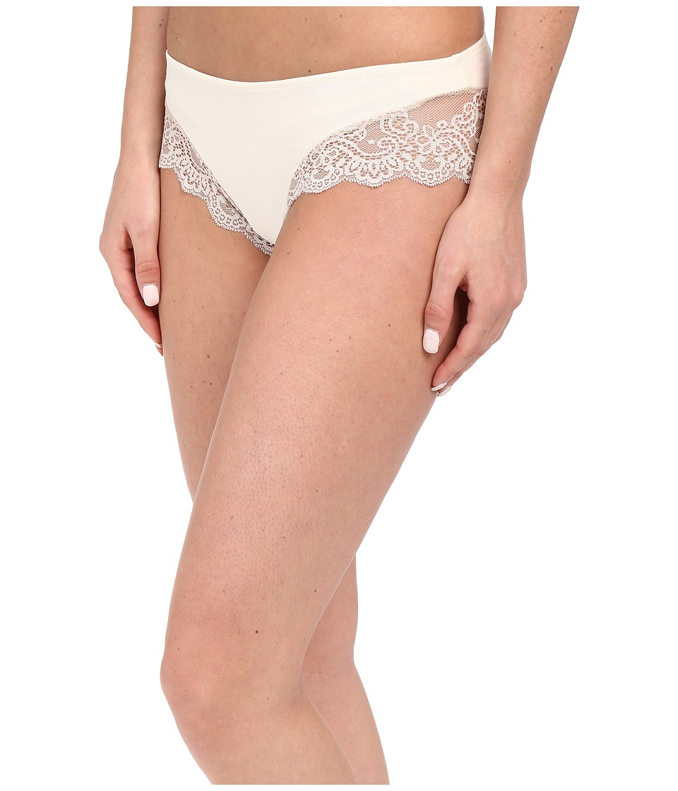 Only Hearts - So Fine with Lace Hipster (Cream/Vintage) Women's Underwear