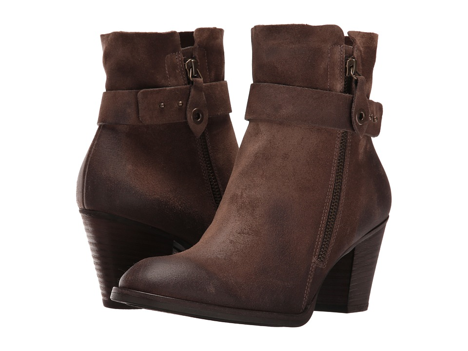 Paul Green - Dallas Boot (Earth Suede) Women's Boots