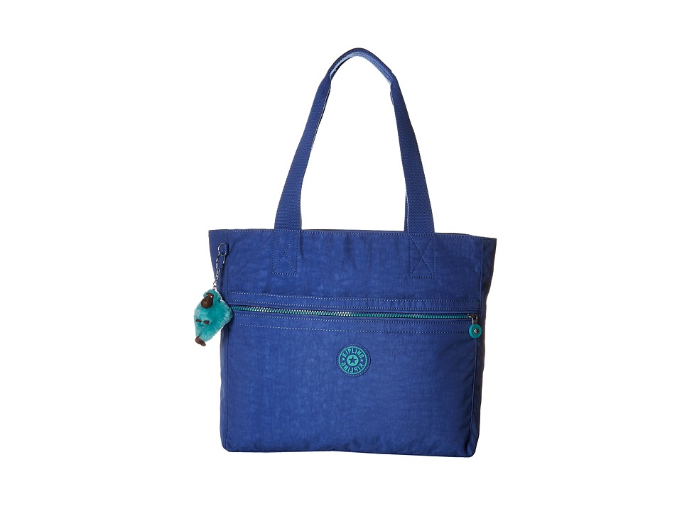 Kipling - Brienne Tote Printed (Sailor Blue) Tote Handbags