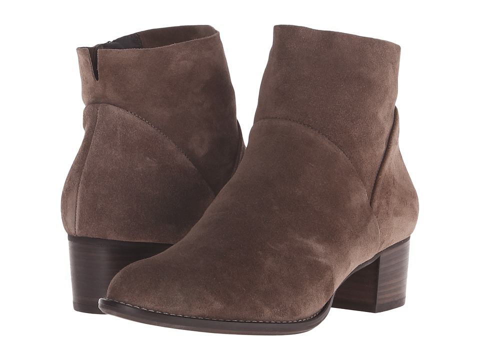 Paul Green - Faye Bootie (Earth Suede) Women's Boots