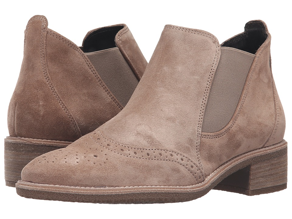 Paul Green - Junior Boot (Antelope Suede) Women's Boots