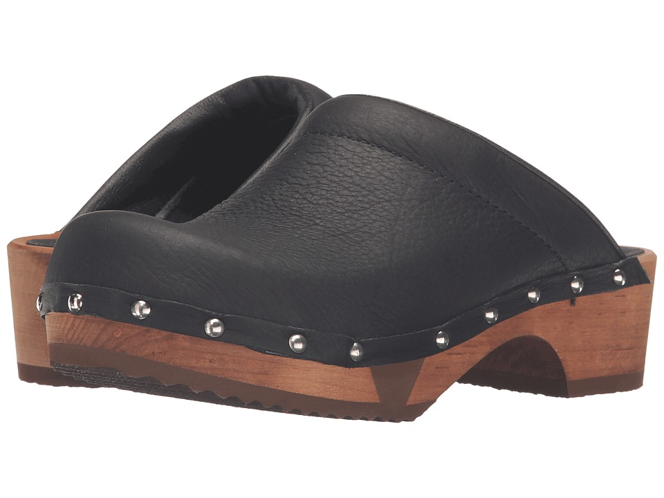 Sanita - Yanini Basic Flex (Black) Women's Clog Shoes