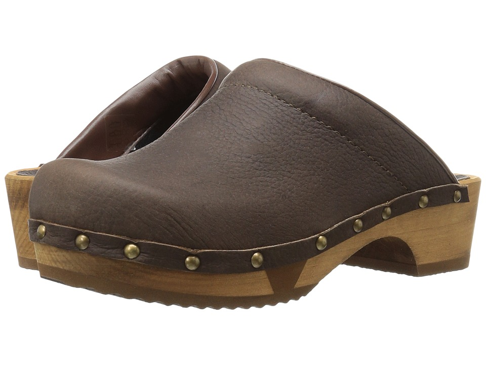 Sanita - Yanini Basic Flex (Antique Brown) Women's Clog Shoes