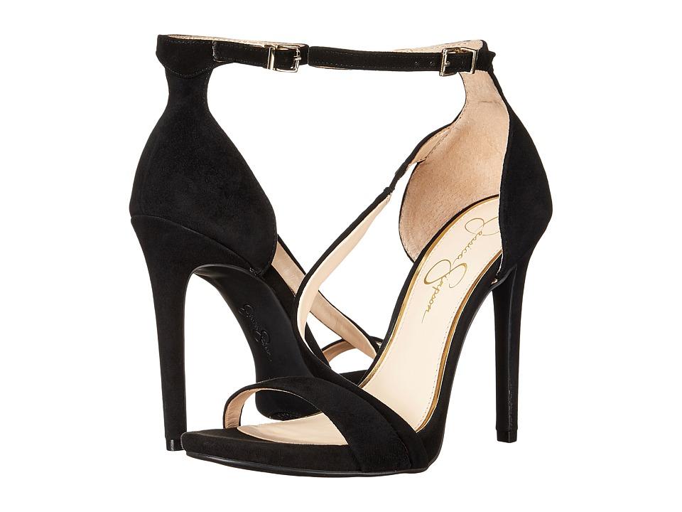 Jessica Simpson - Rayli (Black) High Heels