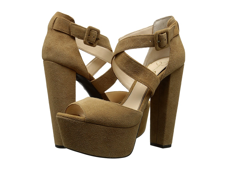 Jessica Simpson - Derian (Dakota Fan) High Heels