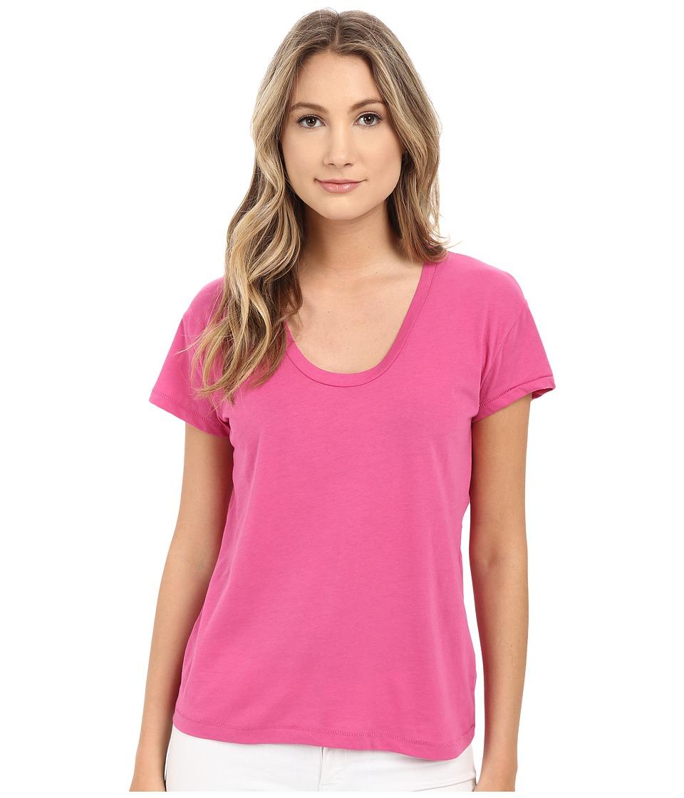 Alternative - Roadtrip Tee (Azalea) Women's T Shirt