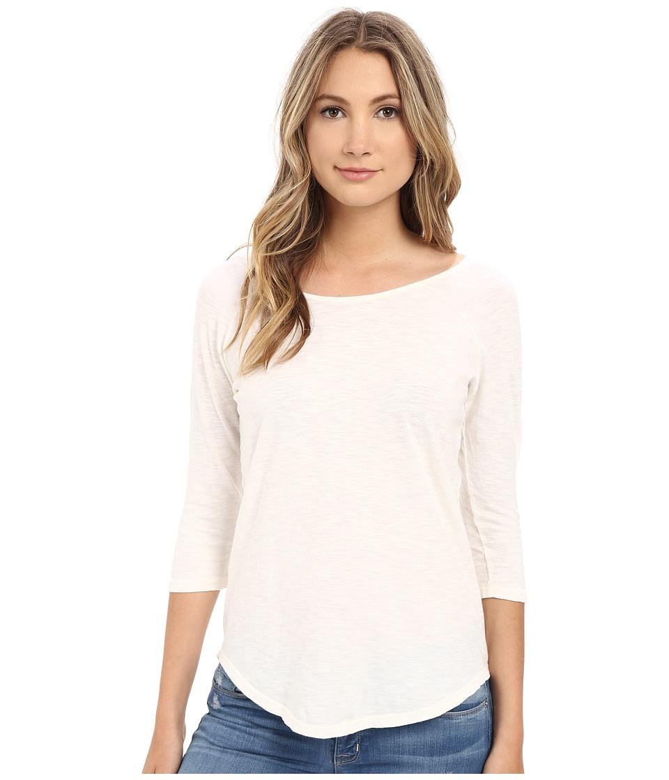 Alternative - Minor League Baseball Tee (Vintage White) Women's T Shirt