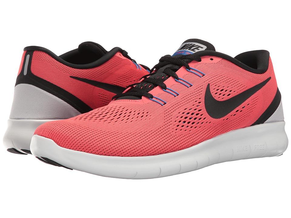 Nike - Free RN (Ember Glow/Wolf Grey/Blue Spark/Black) Men's Running Shoes