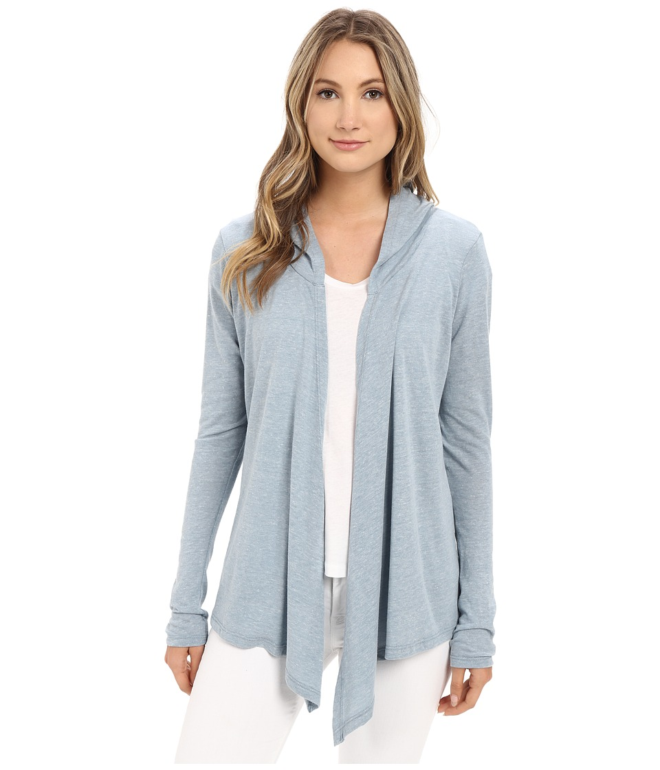 Alternative - Warm Up Wrap (Eco Blue Fog) Women's Sweater