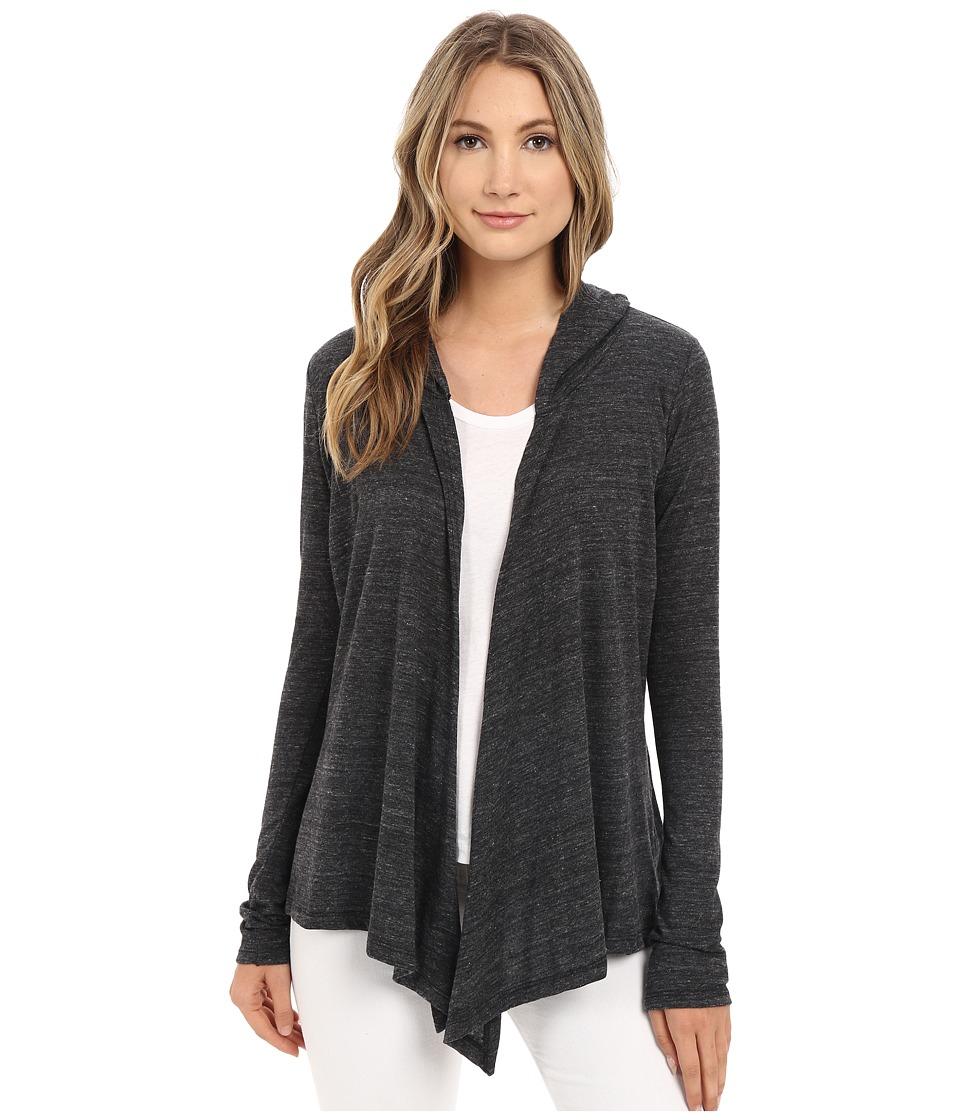 Alternative - Warm Up Wrap (Eco Black) Women's Sweater