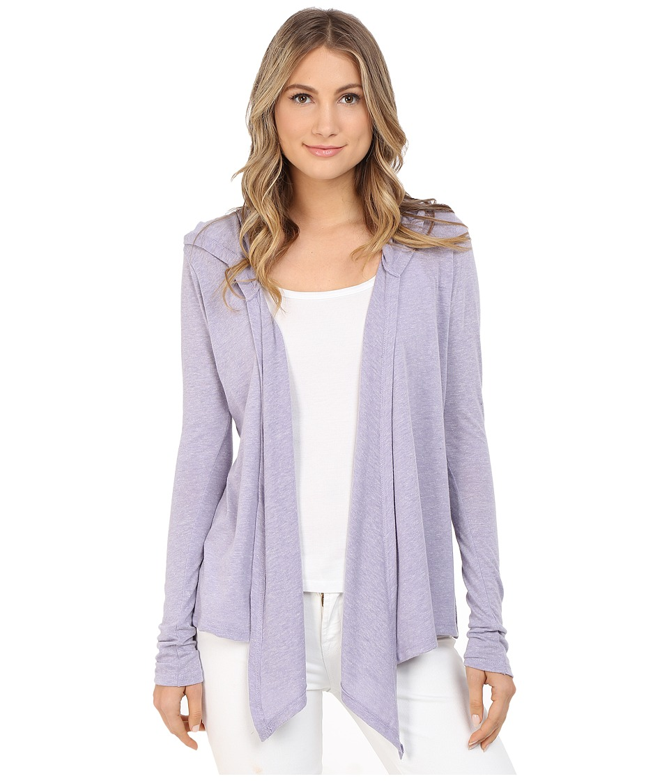 Alternative - Warm Up Wrap (Eco Dusty Plum) Women's Sweater