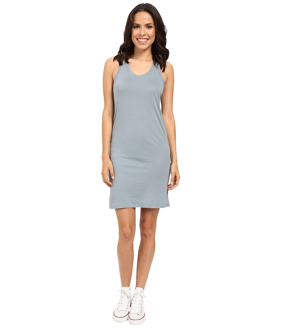 Alternative - Effortless Tank Dress (Blue Fog) Women's Dress